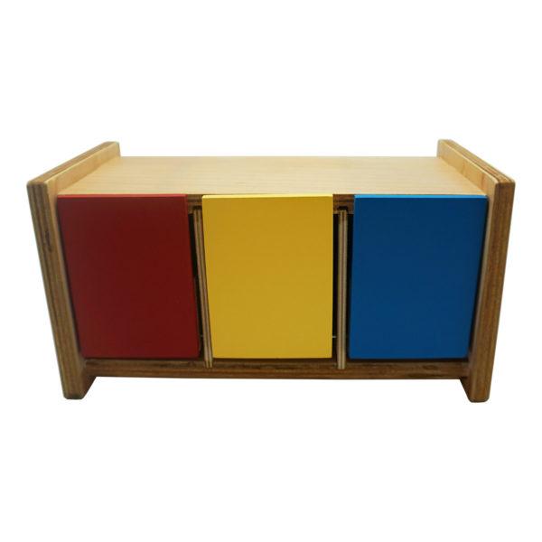 Montessori Premium Box with Bins Image2