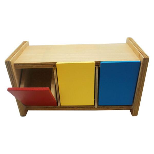 Montessori Premium Box with Bins Image3