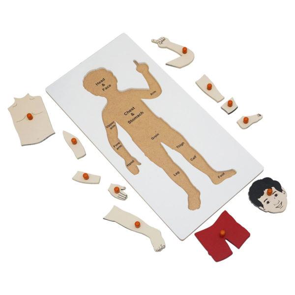 Montessori Premium Boy Puzzle Image3