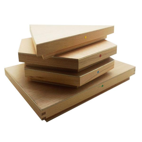 Montessori Premium Constructive Triangles Image5
