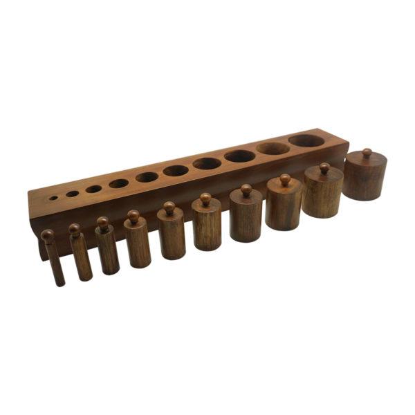 Premium Montessori Cylinder Blocks