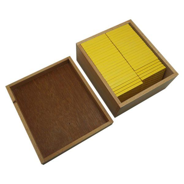 Montessori Premium Dynamic Cubes & Squares Image2