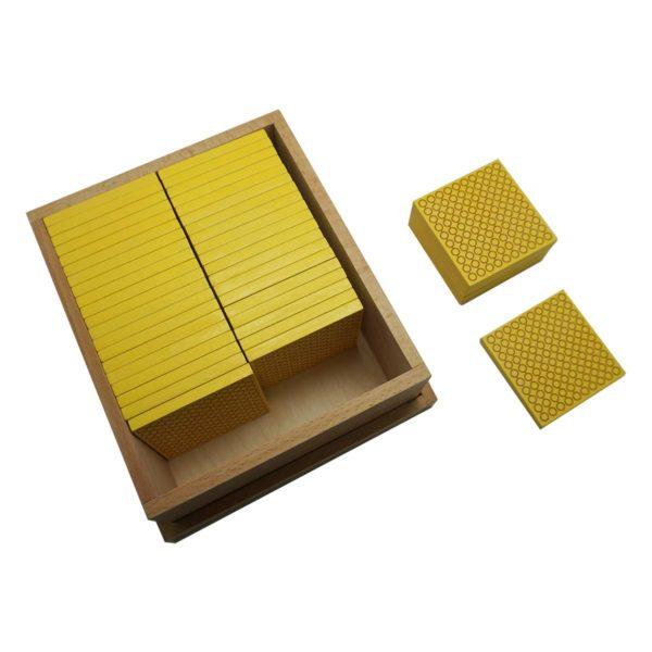 Montessori Premium Dynamic Cubes & Squares Image4