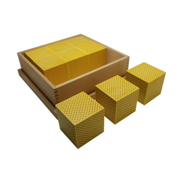 Montessori Premium Dynamic Cubes & Squares Image5