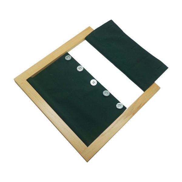 Montessori Premium Fastening Coat Button Image2