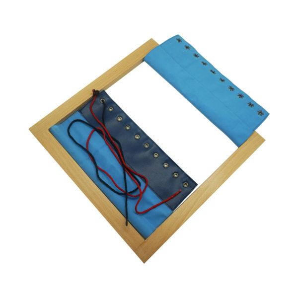 Montessori Premium Fastening Shoe Lacing Image2