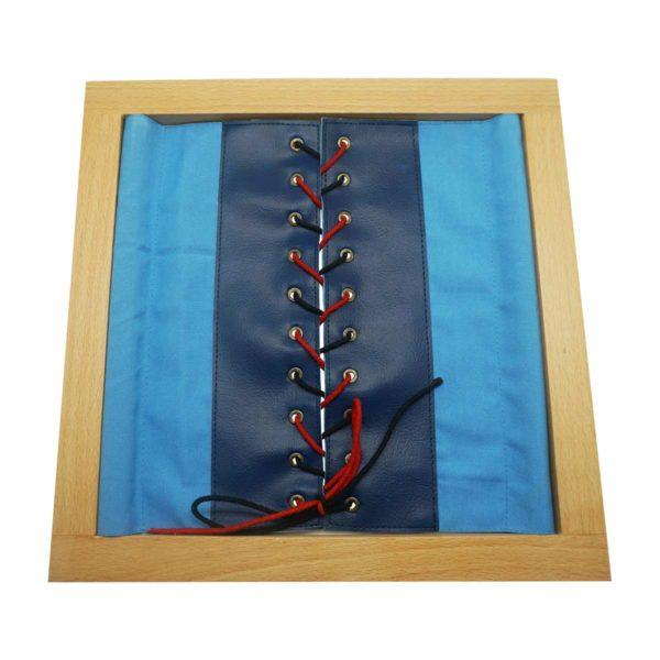 Montessori Premium Fastening Shoe Lacing Image3