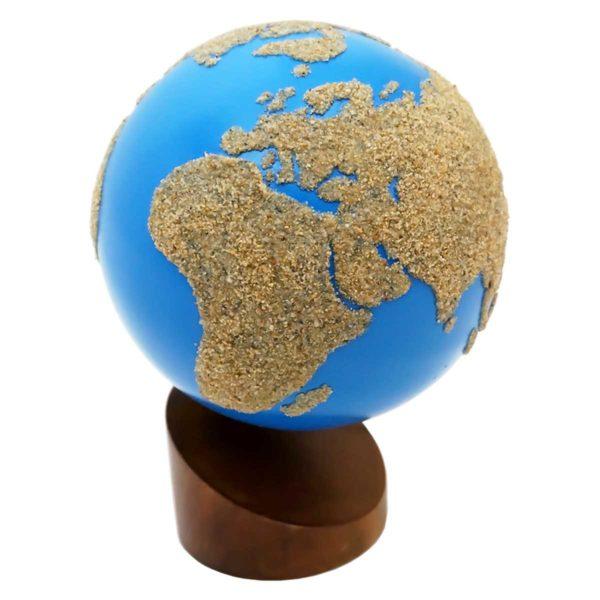 Montessori Premium Globe Land & Water Image2