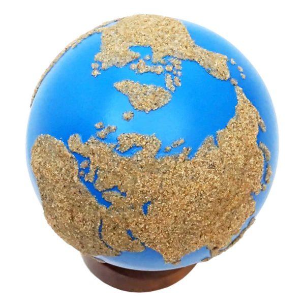 Montessori Premium Globe Land & Water Image4