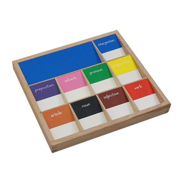 Montessori Premium Grammar Boxes (8) Image2