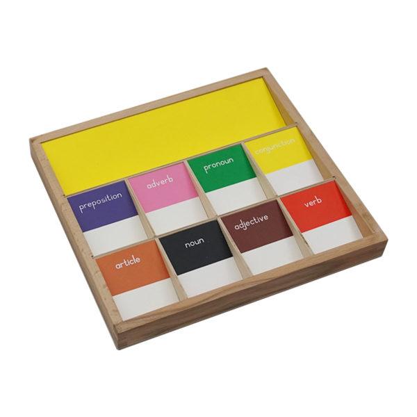 Montessori Premium Grammar Boxes (8) Image3