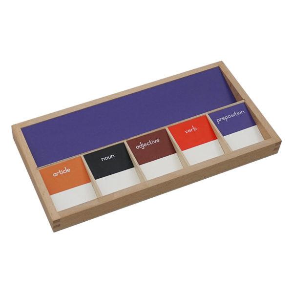 Montessori Premium Grammar Boxes (8) Image5