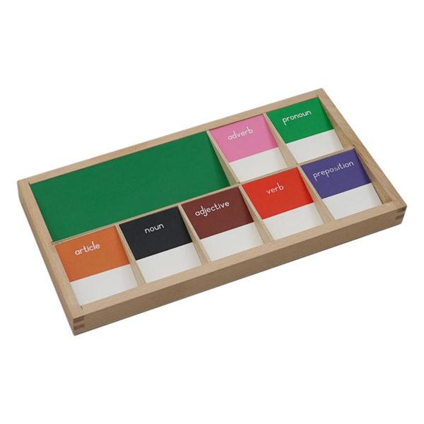 Montessori Premium Grammar Boxes (8) Image6