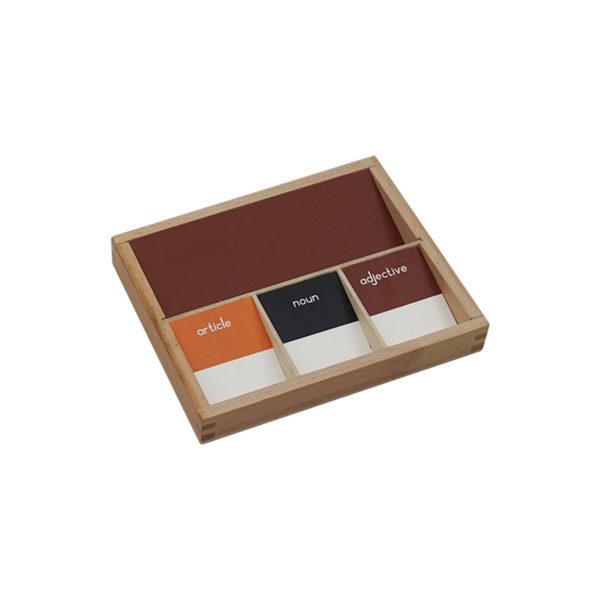Montessori Premium Grammar Boxes (8) Image8