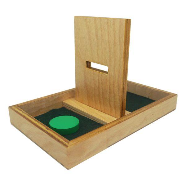 Montessori Premium Imbucare Board with Disc Image2