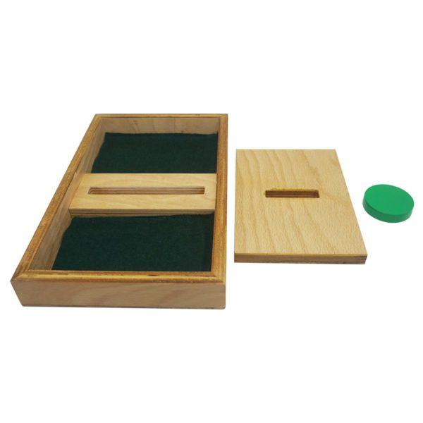Montessori Premium Imbucare Board with Disc Image3