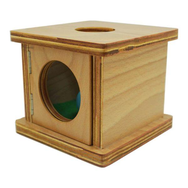 Montessori Premium Infant Imbucare Box with Sphere Image2