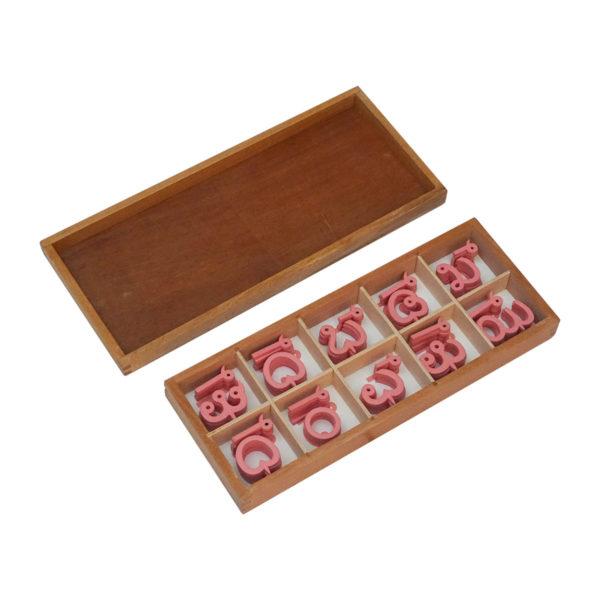Montessori Premium Movable Alphabet Kannada: 6 Boxes4 Image4