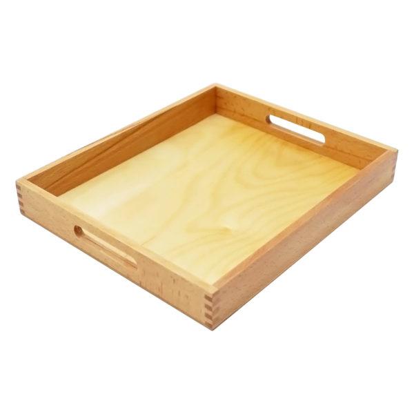 Montessori Premium Small Tray Image2