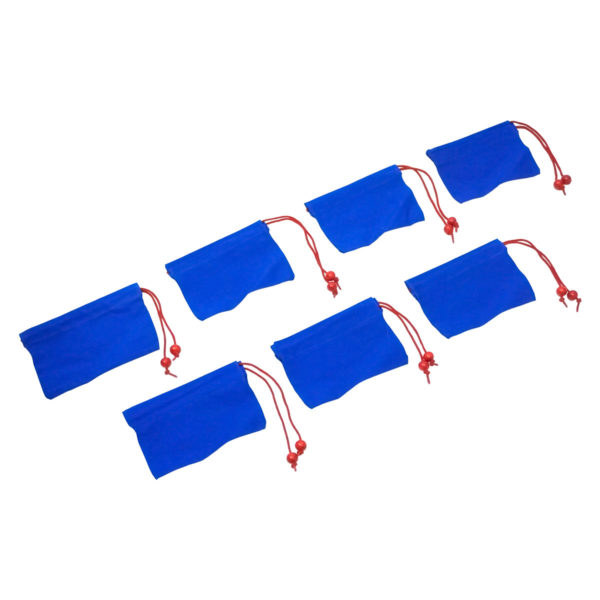 Montessori Premium Stereognostic Small Bags Set of 7-only Bags Image3