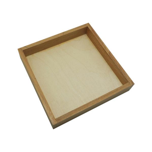 Montessori Premium Trays for Napkins & Dusters Image4