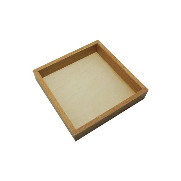 Montessori Premium Trays for Napkins & Dusters Image6