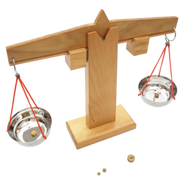 Montessori Premium Weighing Balance Image2