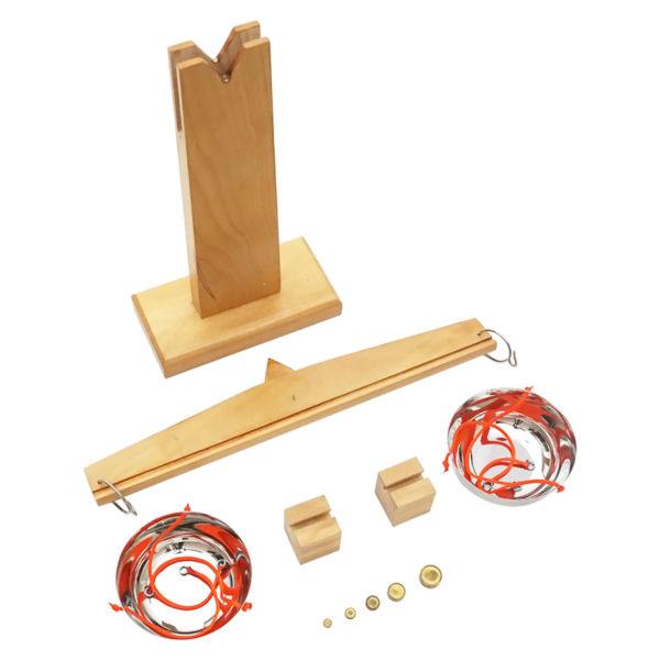 Montessori Premium Weighing Balance Image3
