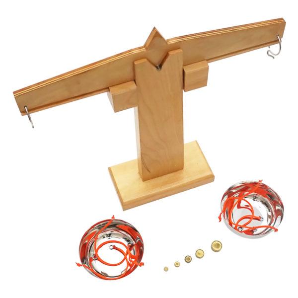 Montessori Premium Weighing Balance Image4