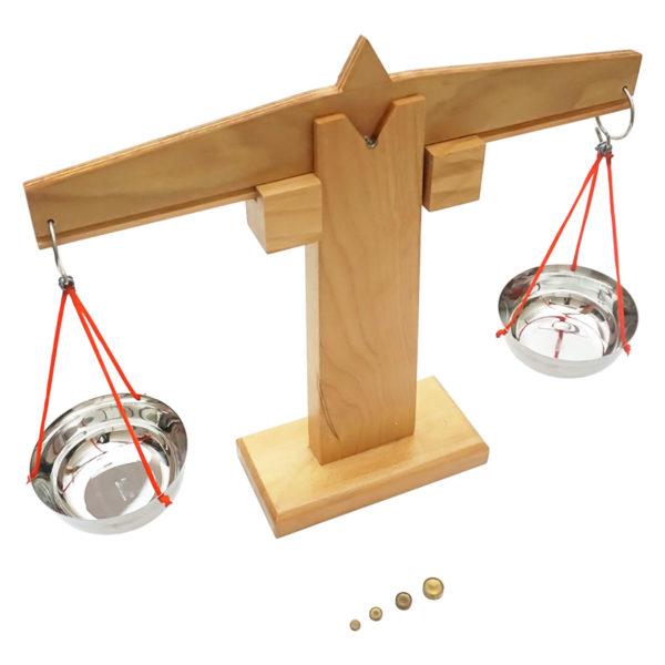 Montessori Premium Weighing Balance Image5
